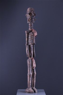 Skeleton Tiv Statue