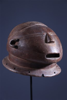 African art - Musangwe Tabwa Mask