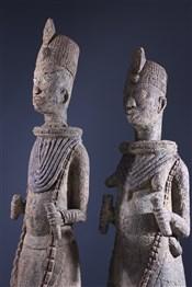 Statues africainesIfe figures
