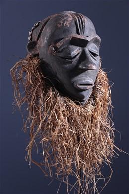 African art - Pende Mbuya Mask