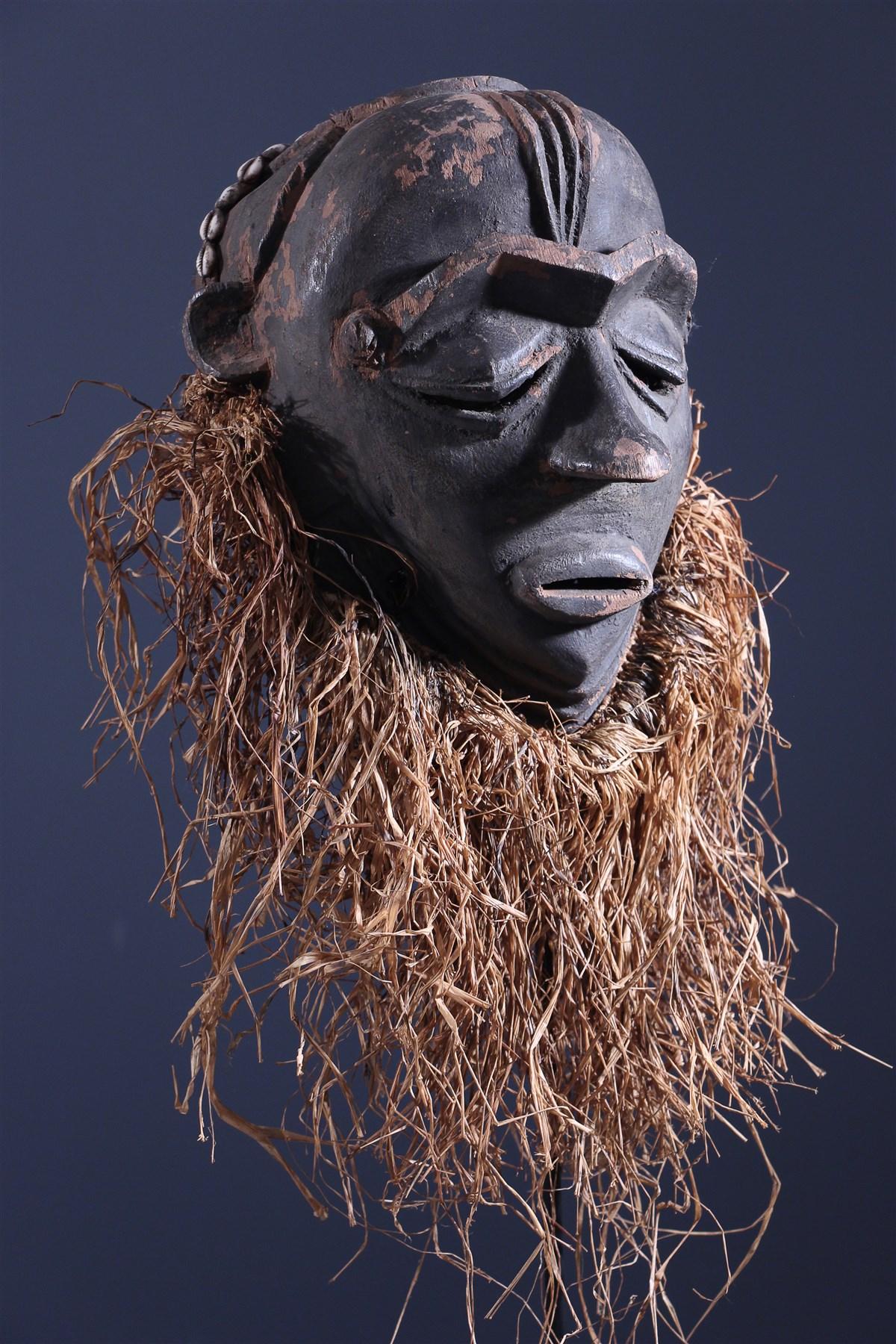 Pende Mbuya Mask - African art