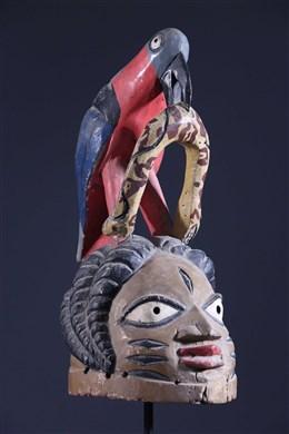 Gelede Yoruba Mask