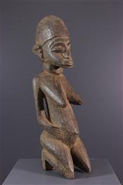 Statues africainesLobi Bateba Statues