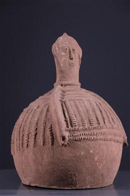 Funerary urn Bura