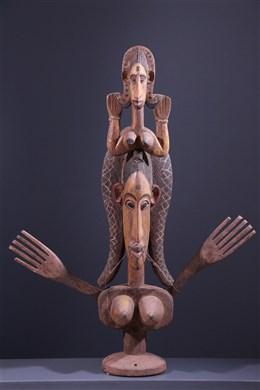 Articulated puppet Janus Maaniw Bozo
