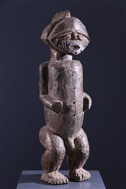 African art - Ambete reliquary statue