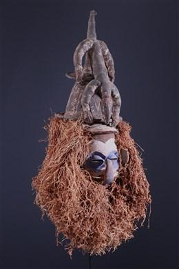 Yaka Kholuka Mask