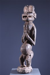 Statues africainesBaoulé Gbekre Monkey