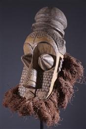 Masque africainMasque Kuba Pwoom Itok