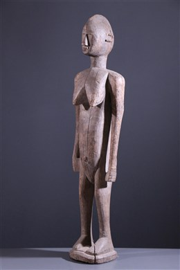 Mossi Nakomse Statues