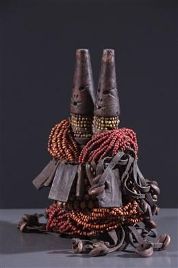 African art - Fali Doll