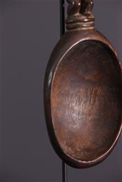 Cuillères, louchesCeremonial spoon Tabwa