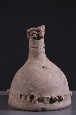 Funerary urn Bura Asinda