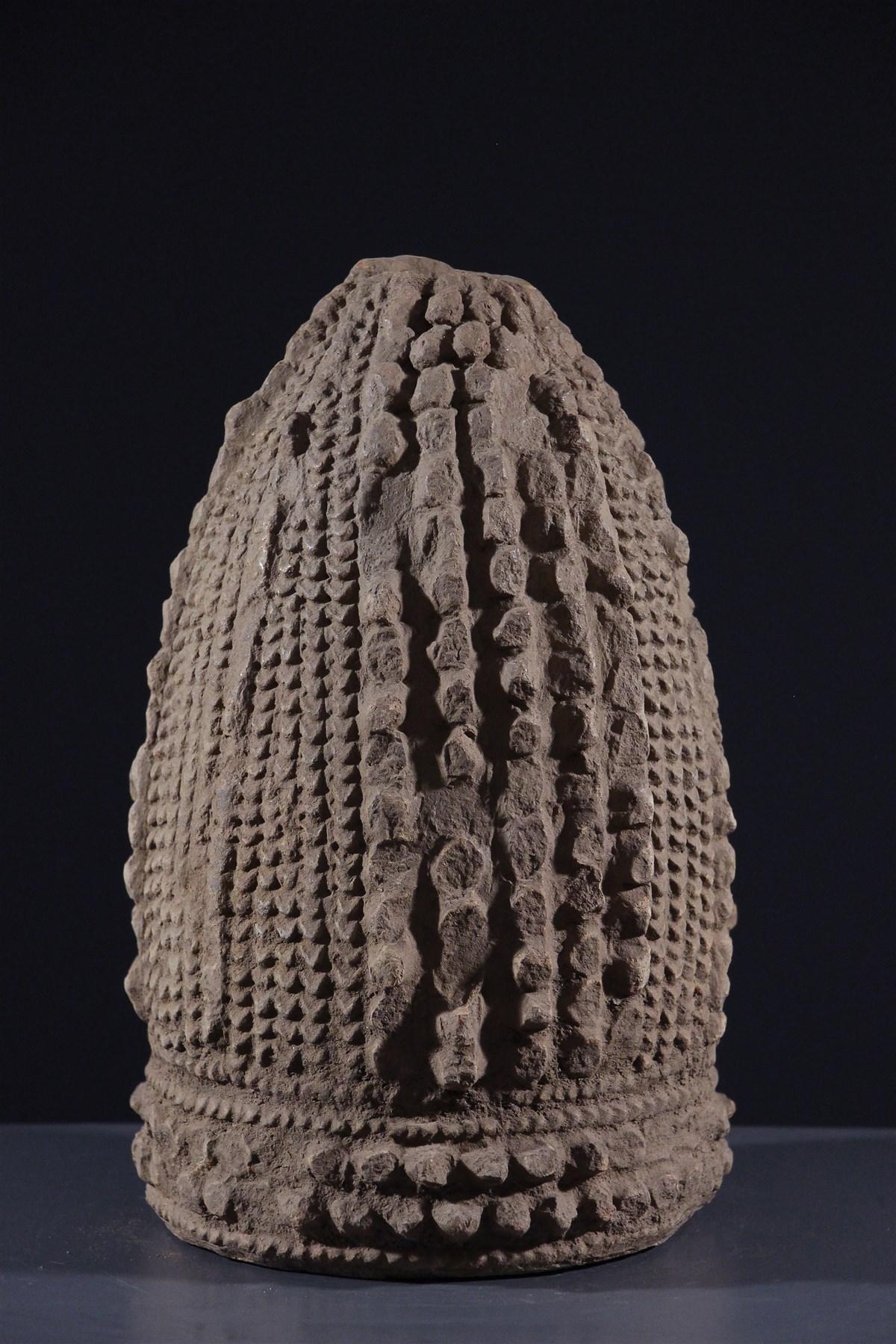Bura funerary urn - African art