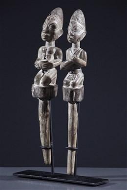 African art - Sceptres Shango