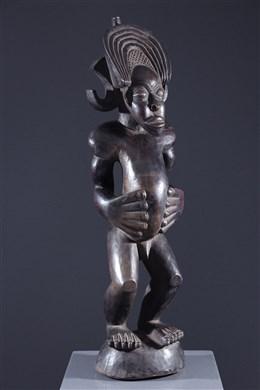 Chef Chokwe effigy