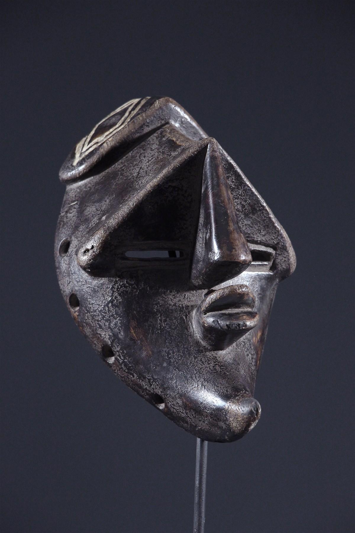 Lwalwa Mask - African art