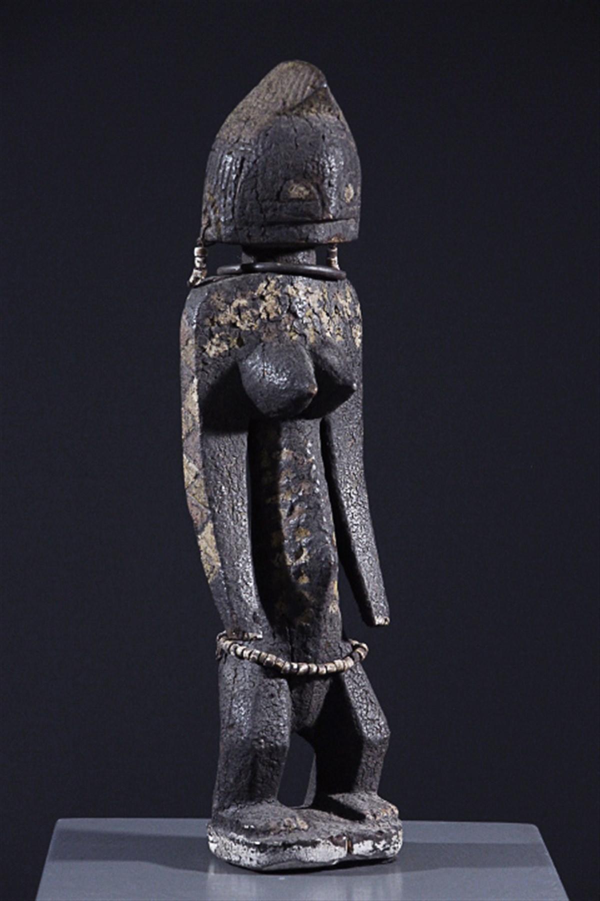 Statue Chamba - African art