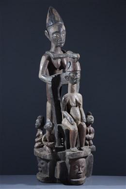Yoruba Altar