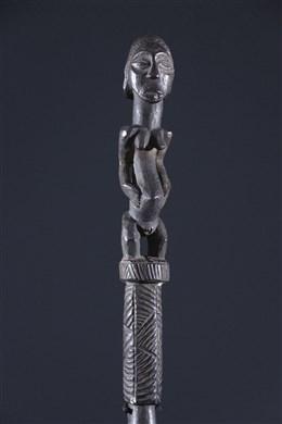 African art - Baluba Sceptre