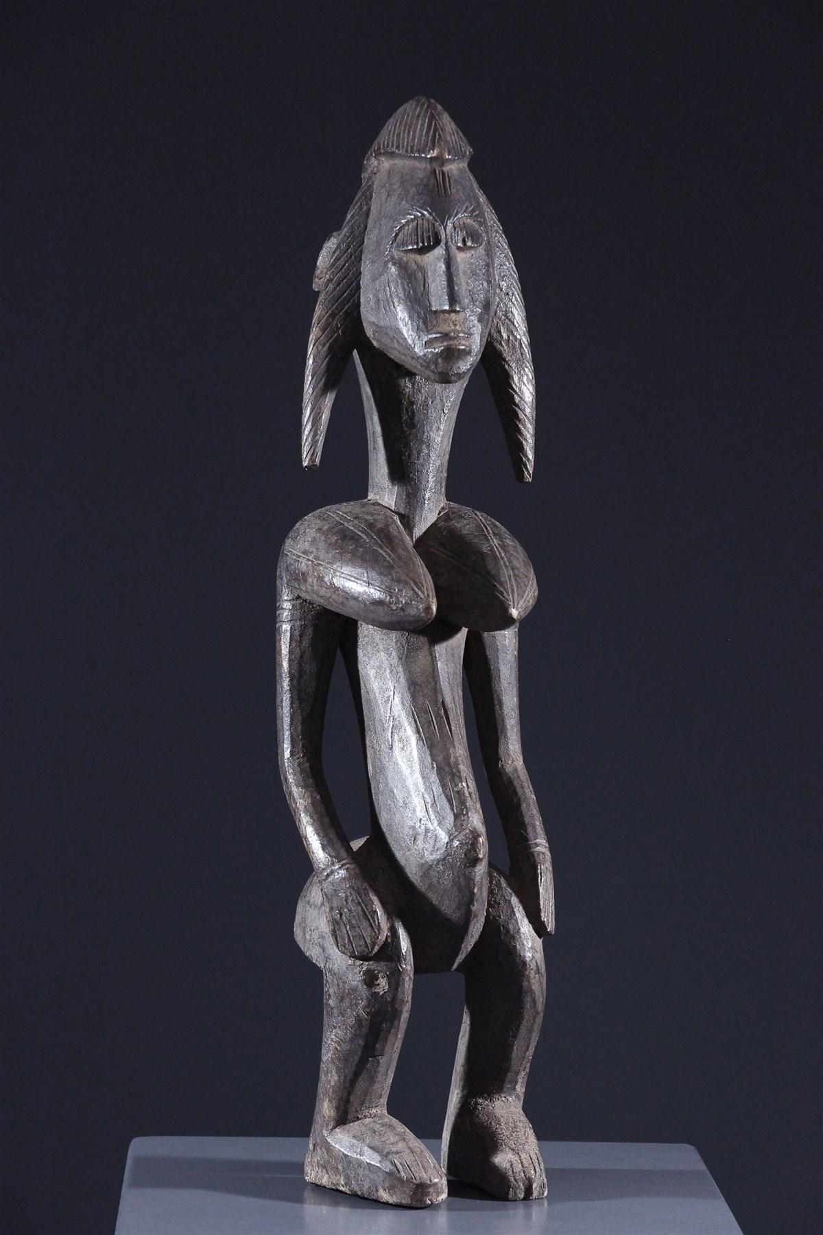 Statue Bambara - African art
