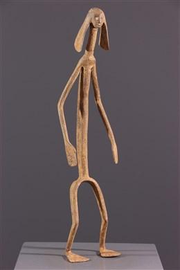 African art - Statue Lagana Mumuye