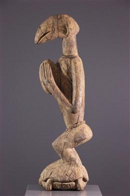 Senoufo African Statue