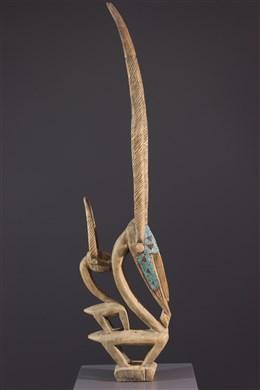 African art - Ci Wara Crest Mask