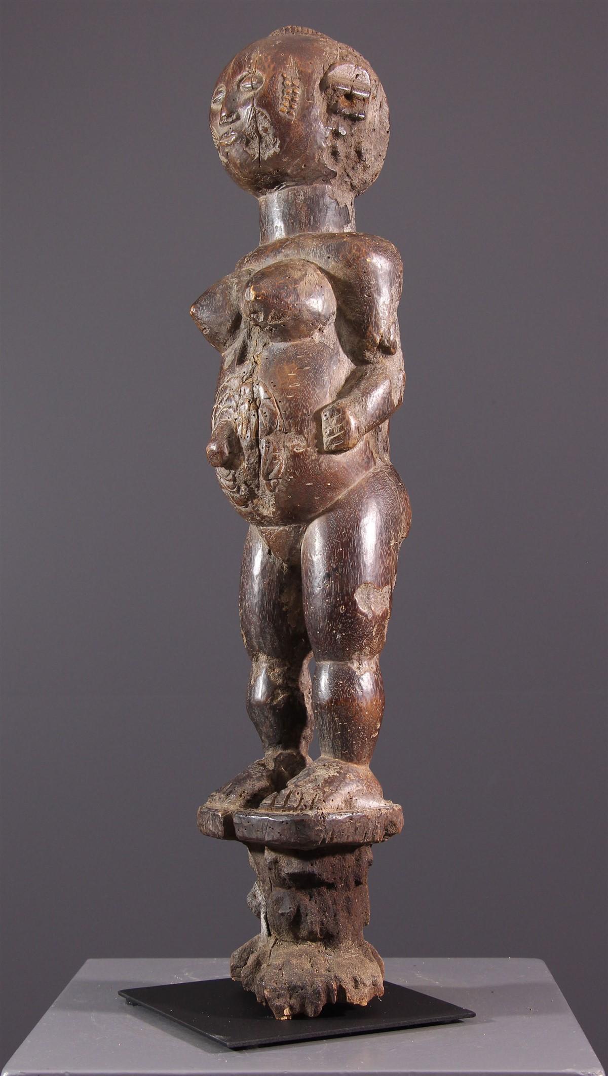Statue Tiv - African art