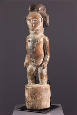 African art - Punu Tutelary Figure