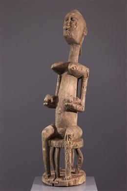 Dege Dogon Statue