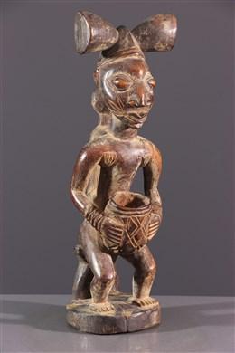 Statue Shango Yoruba