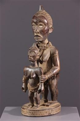 Vili Kongo Figure