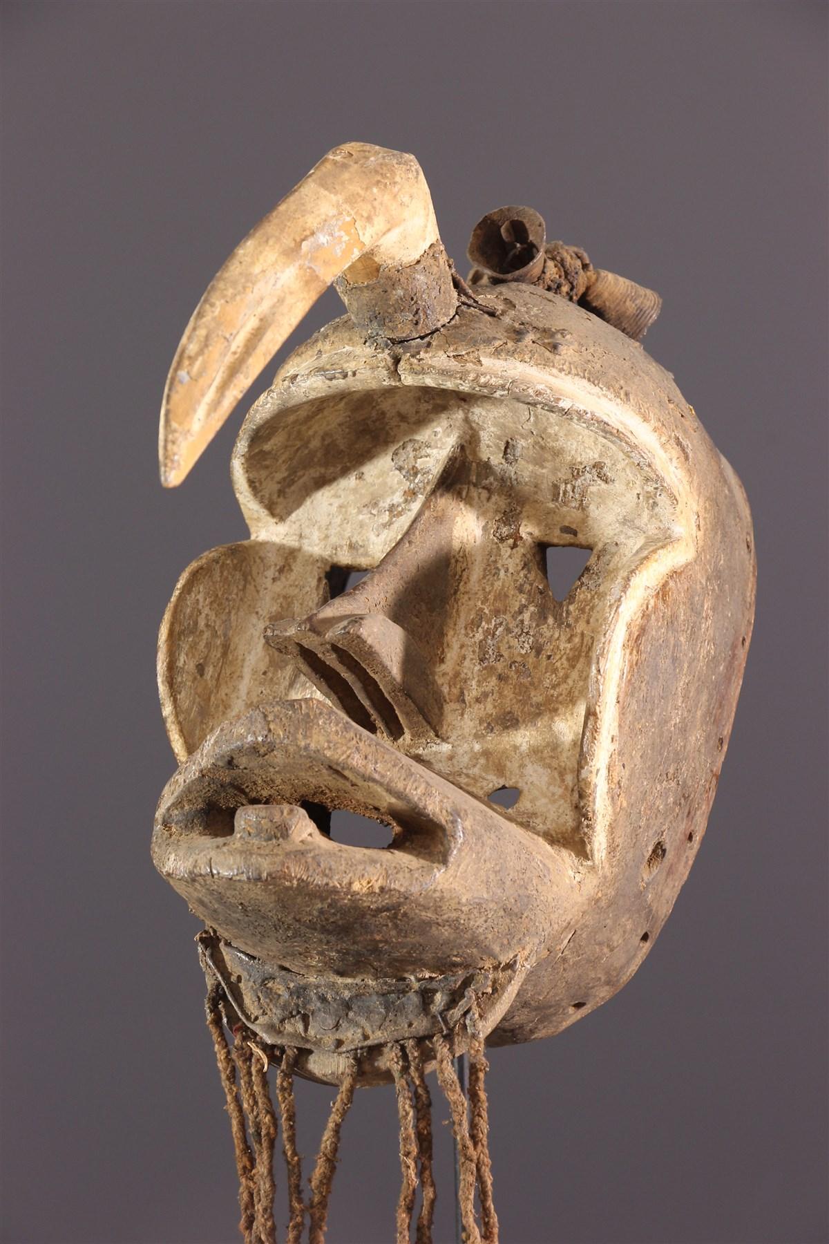 Dan Kran Mask - African art