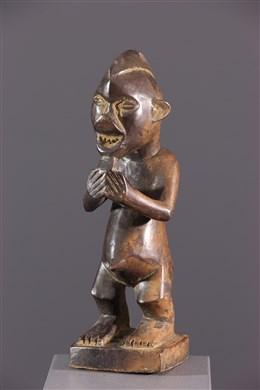Religious statuette Yiteke Yaka