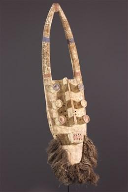 Facial mask Grébo Krou