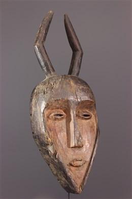 African art - Pendé Minganji Mask
