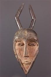 Masque africainPendé Minganji Mask
