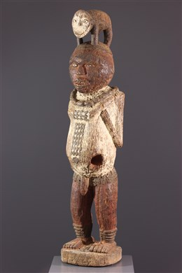 Totemic figure Kuyu