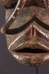 Masque africainGlé Bété Dance Mask