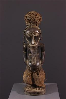 Ancestral Bembé/Bassikasingo Statue