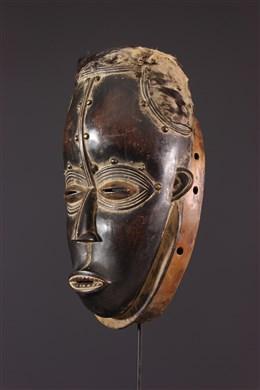African mask Bété / Dida