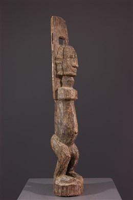 African art - Statuette Dogon Tellem