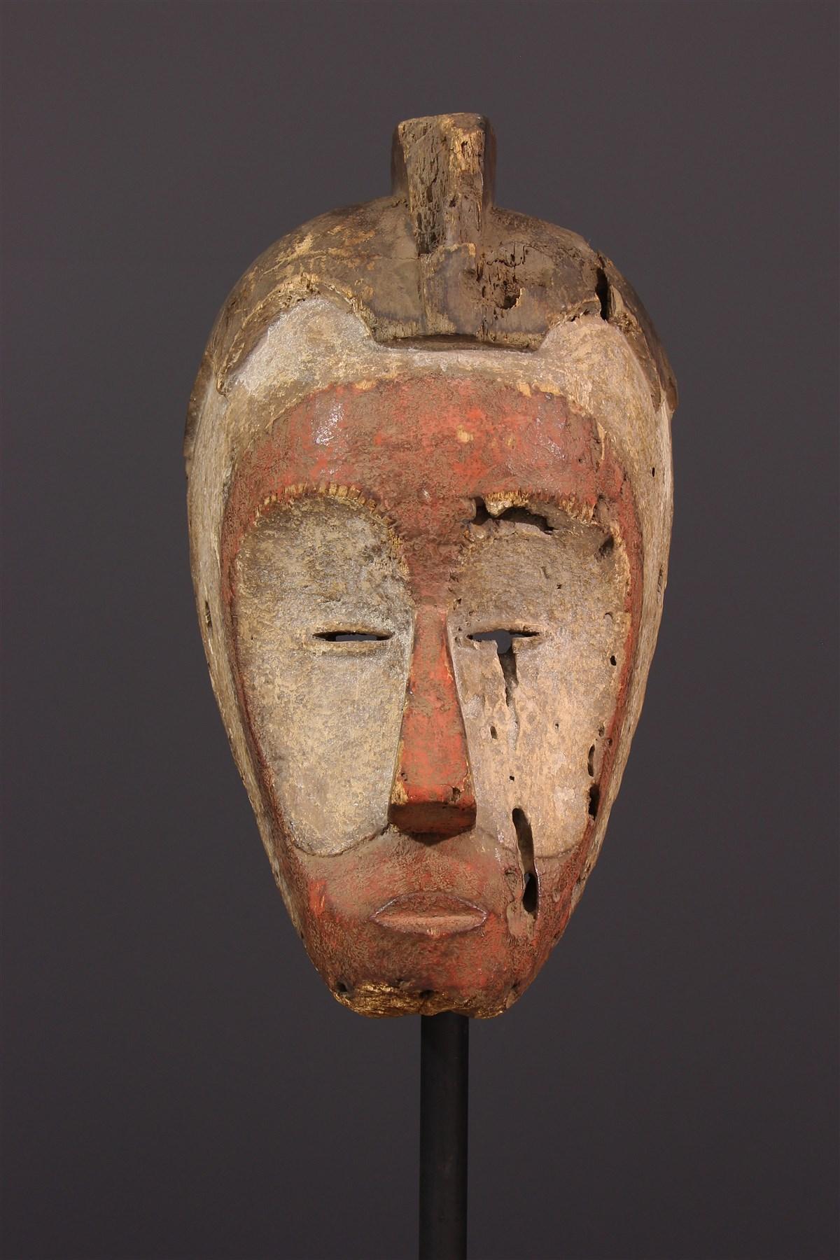 Fang Ngil Mask - African art