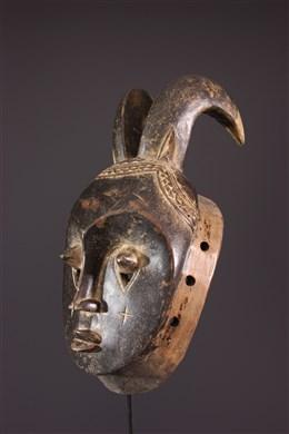 Baoulé du Goli Mask