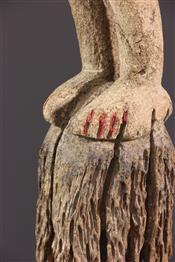 Statues africainesStatue of Igbo divinity