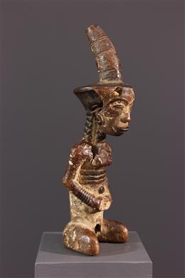 Ancestor Ndengese s statuette fetish