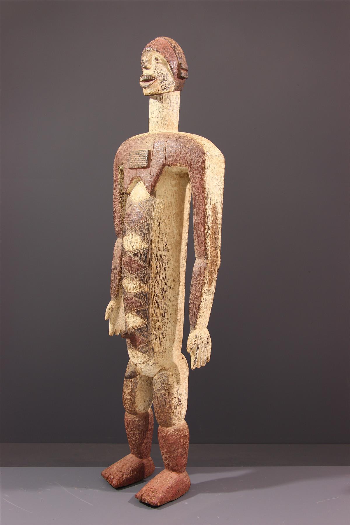 Idoma Anjenu Statue  - African art