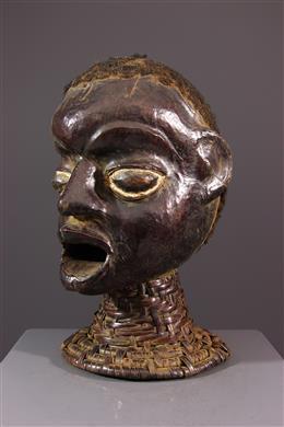 African art - Crest Ekoi/Ejagham Mask