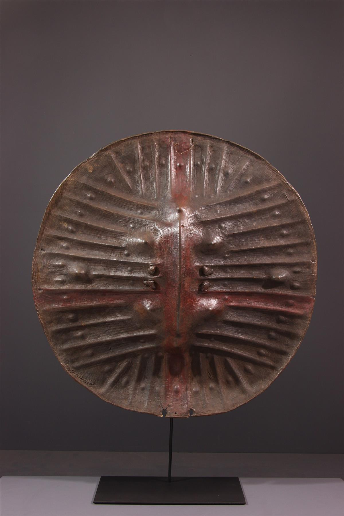 African Shield - African art